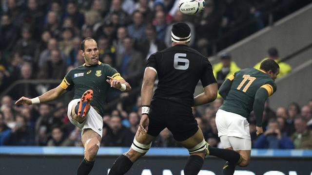 Nueva Zelanda-Sudáfrica: Los All Blacks defenderán su título mundial (20-18)