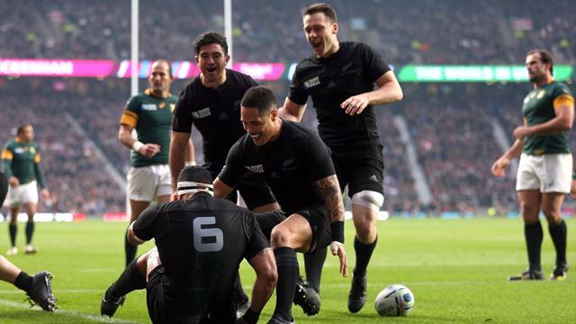 Sudafrica generoso, ma la Nuova Zelanda è più forte e va in finale