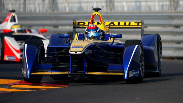 A Pékin, Buemi s'offre le premier ePrix de la saison