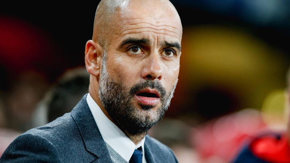 Bleibt oder geht er? Bayern-Trainer Pep Guardiola