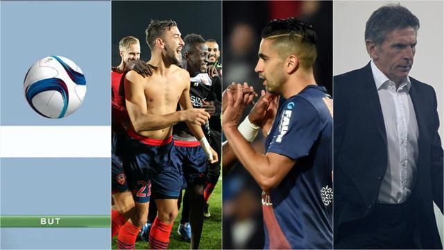 Goal line technology, Boudebouz, Gazélec : les tops et les flops de ce samedi en Ligue 1