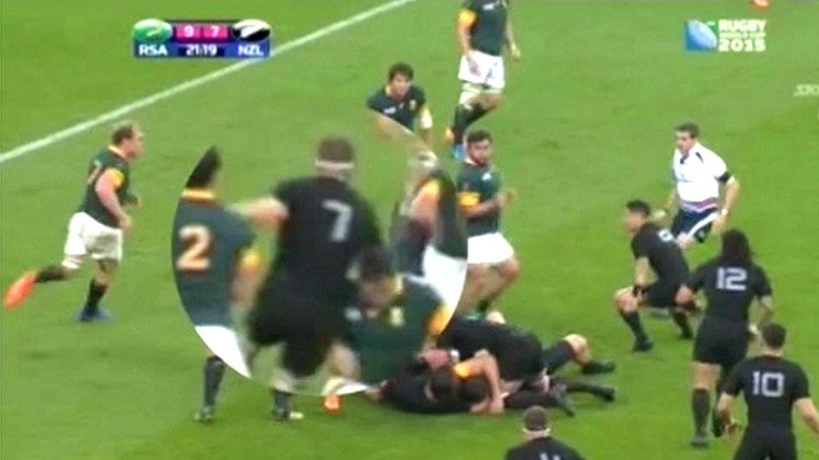 World Cup Daily Could This Image Rule Richie Mccaw Out Of World Cup