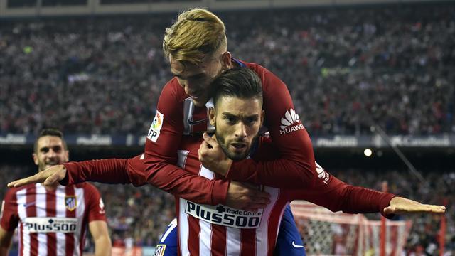 L'Atlético s'offre Valence et le podium