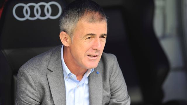 Algeria appoint Spaniard Alcaraz as new coach