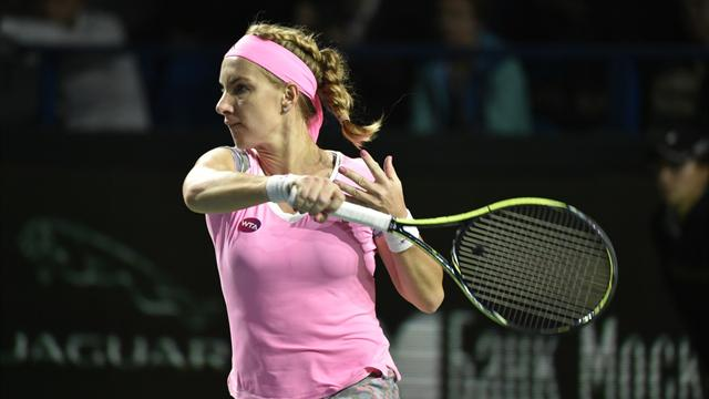 Кузнецова возглавила Чемпионскую гонку WTA
