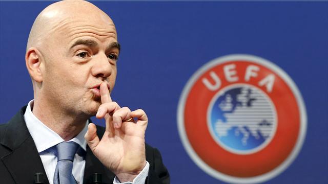 Retrait de Platini : 5 candidats encore en lice pour présider la FIFA