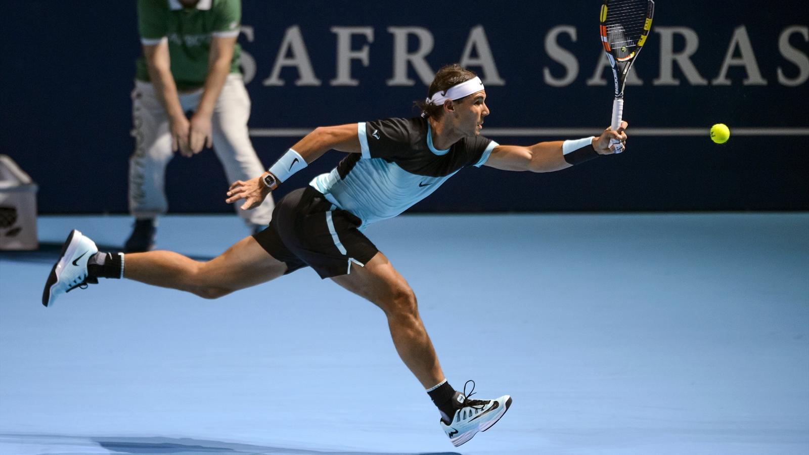 Rafael Nadal - ATP 500 Basel 2015