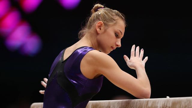 Российские гимнастки впервые с 2003 года остались без медалей в командном многоборье