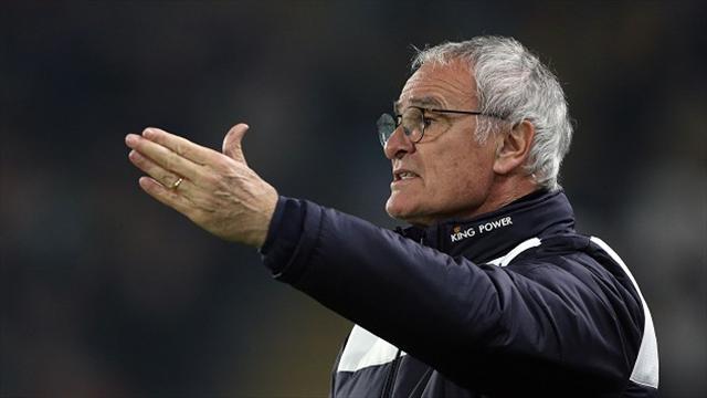 """Ranieri: """"L'ho detto alla squadra, o adesso o mai più"""""""