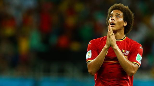 Витсель: «У Бельгии есть шансы выиграть чемпионат мира в России»