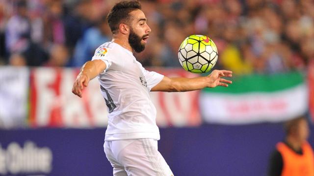 Un superbe rush, une défense à la rue et Carvajal a donné la victoire au Real