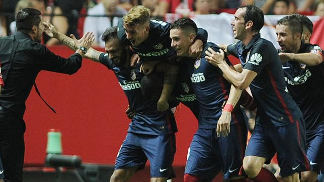 L'Atlético de Simeone se bonifie année après année et c'est loin d'être fini