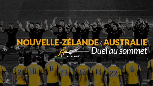 Nouvelle z lande australie l 39 infographie duel au sommet du rugby mondial coupe du monde - Coupe du monde nouvelle zelande ...