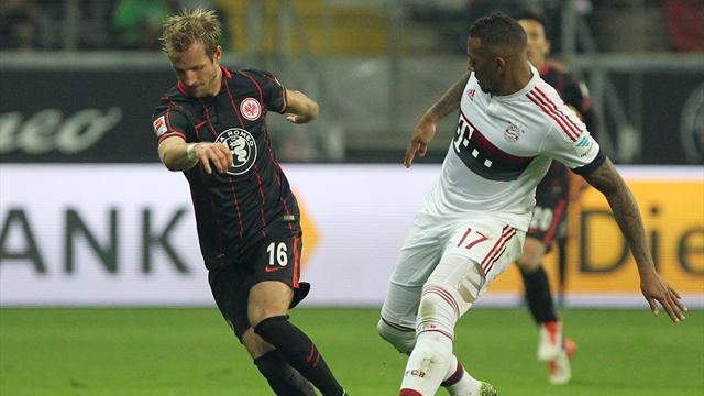 La crise couve à Munich, le Bayern n'a pas gagné à Francfort