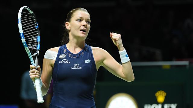 Radwanska-Kvitova, la finale inattendue du Masters