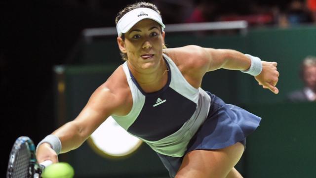 Мугуруса: «Теннисистки ненавидят друг друга. Те, кто говорят иначе, врут»