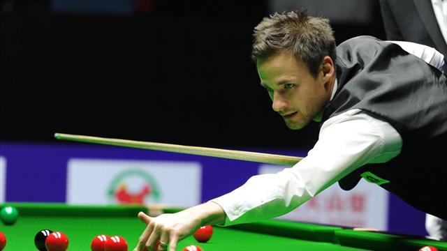 David Gilbert makes International Championship final
