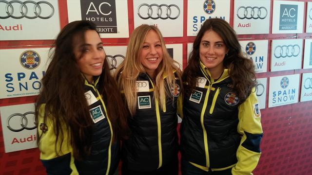 Las nuevas chicas de oro del esqu espa ol esqu alpino eurosport espana - Las chicas de oro espana ...