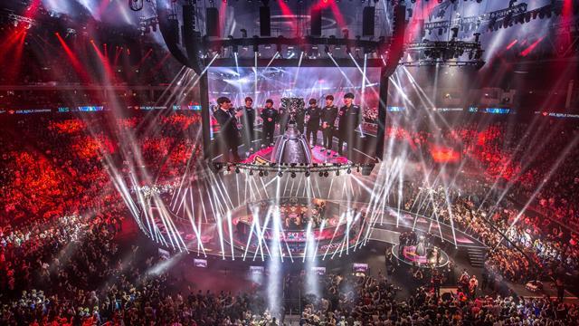 Корейская команда SK Telecom T1 выиграла чемпионат мира по League Of Legends