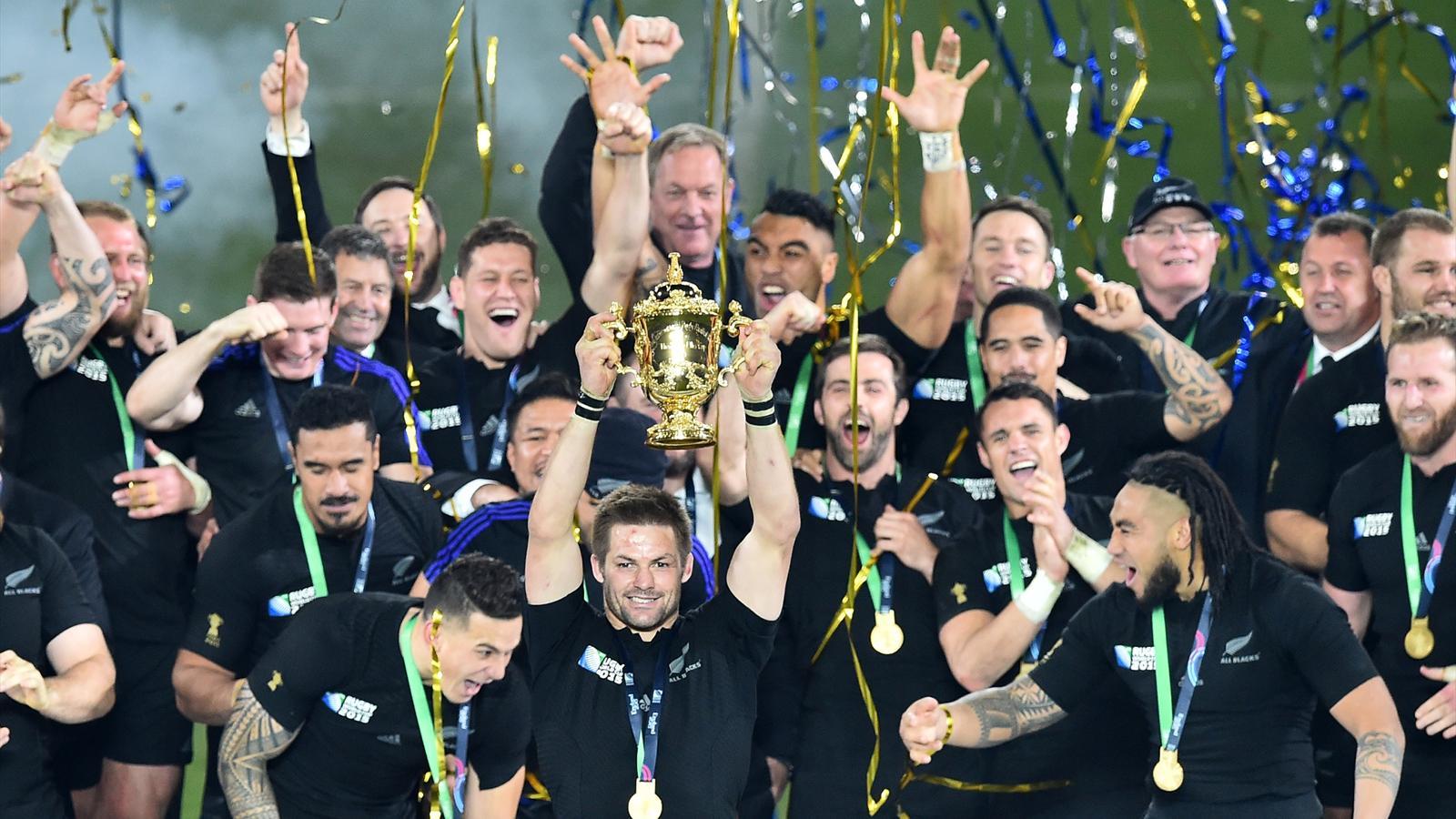 Finale coupe du monde 2015 nouvelle z lande australie 34 17 ces all blacks sont g ants - Classement coupe monde rugby 2015 ...