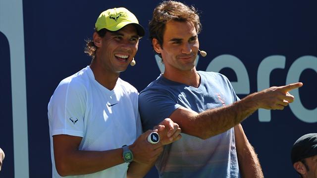 Le grand gagnant du forfait de Federer, c'est… Nadal