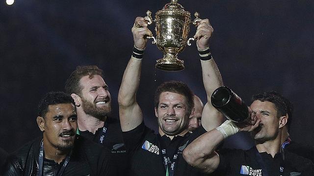 Chiffre d'affaires et bénéfices records pour World Rugby grâce au Mondial 2015