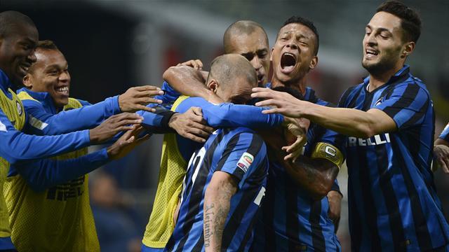 L'Inter déloge la Roma de son trône