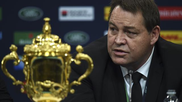 New Zealand coach Steve Hansen unlikely to continue beyond 2017