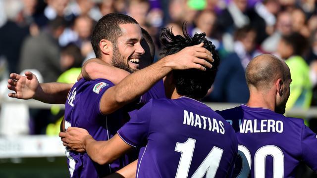 A son tour, la Fiorentina prend provisoirement la tête