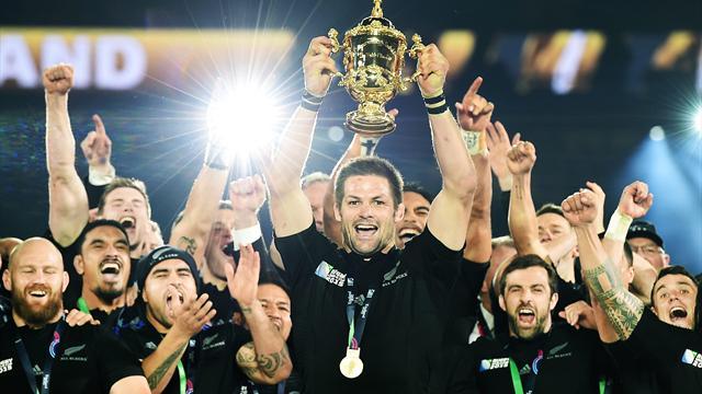 Blog de la Calle: RWC 2015: All Blacks, de Twickers al Olimpo