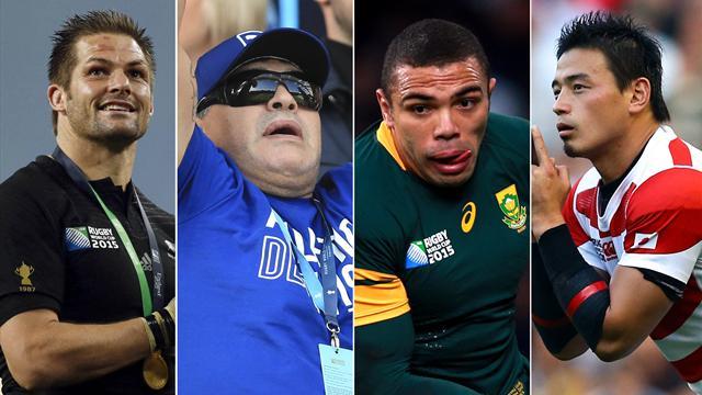 Ces 10 moments qui ne nous feront pas oublier ce Mondial 2015