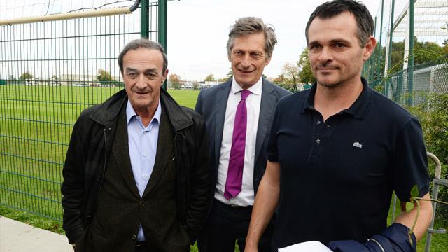 Rencontre Triaud-Sagnol, accueil musclé des supporters : Bordeaux pique sa crise
