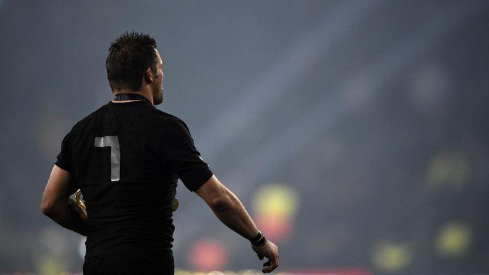All Blacks Captain Richie Mccaw Retires Rugby Eurosport Australia