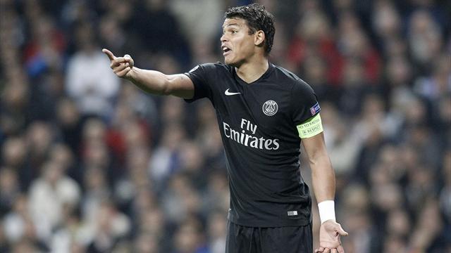 Thiago Silva veut voir Neymar… et Corchia au PSG