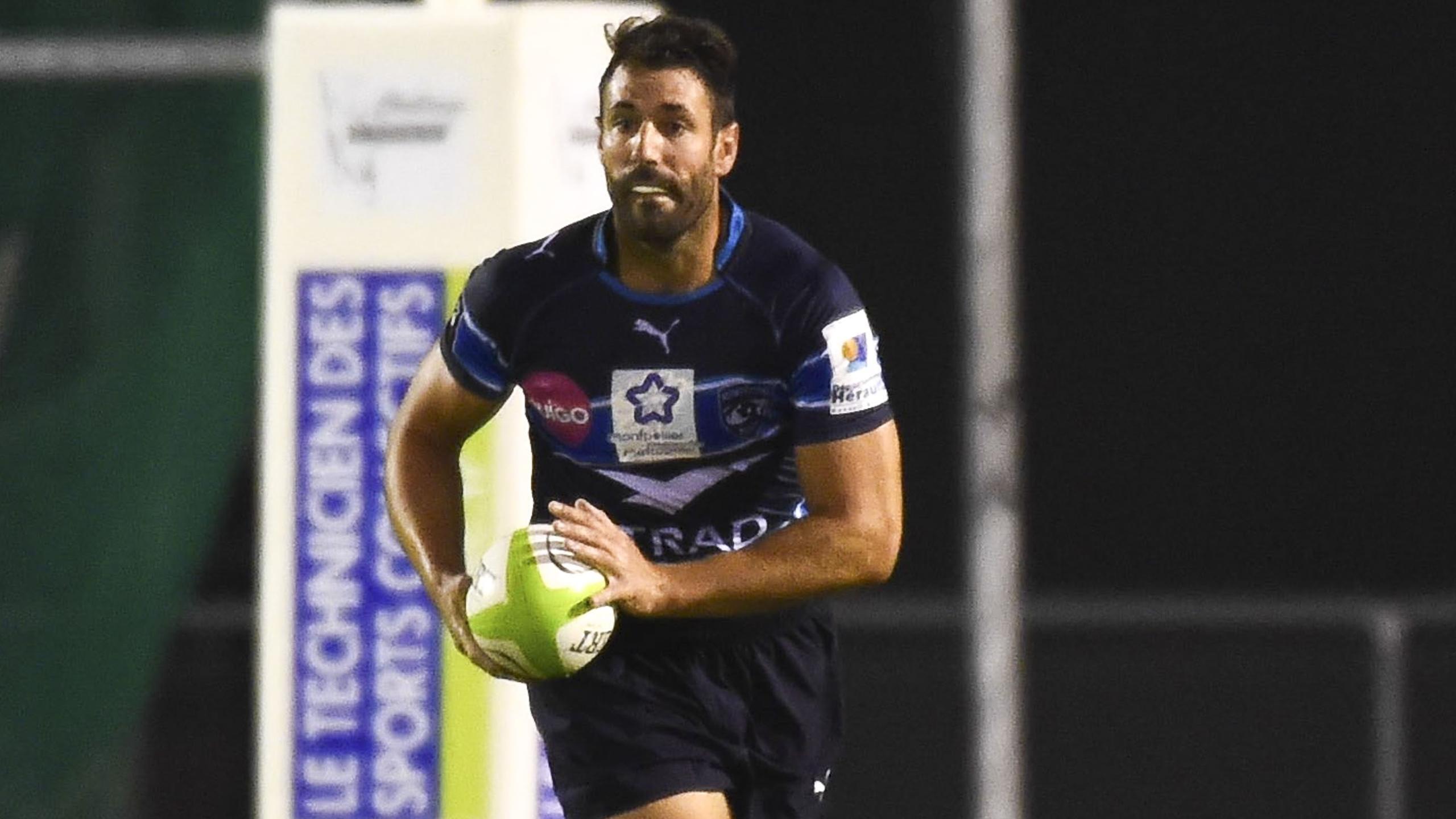 Julien Malzieu - Montpellier - 7 août 2015