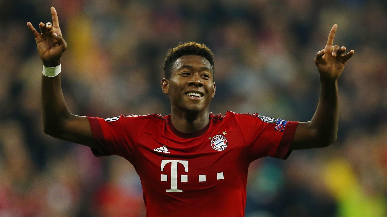 Bayern Munich s David Alaba out with ankle injury until next year