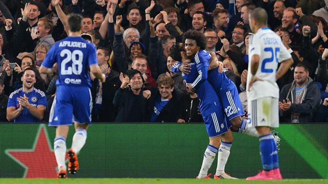 Chelsea reprend des couleurs, le Barça touche au but