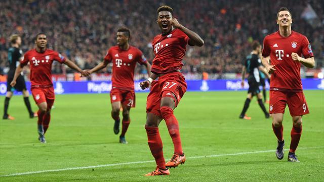 Le Bayern s'est énervé et a rapproché Arsenal du précipice
