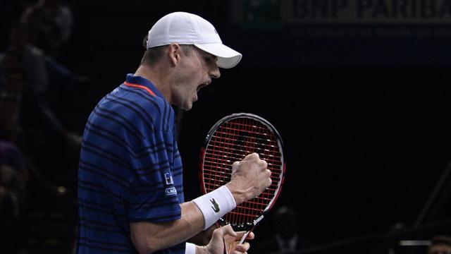 Bourreau de Federer, Isner signe le premier exploit de la semaine
