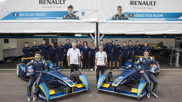 Formule E – Technologie, marketing… Les 4 enjeux de la 2e saison selon Alain Prost