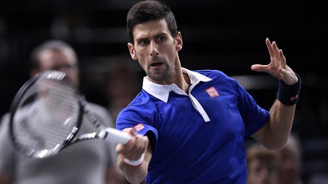 Djokovic : 680 victoires et une incroyable première