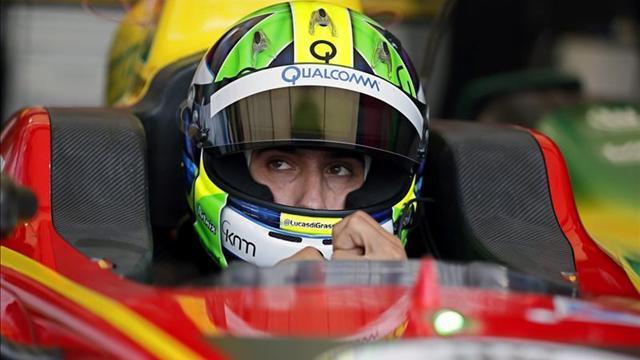 Di Grassi gana en Malasia y es nuevo líder del campeonato de Fórmula E