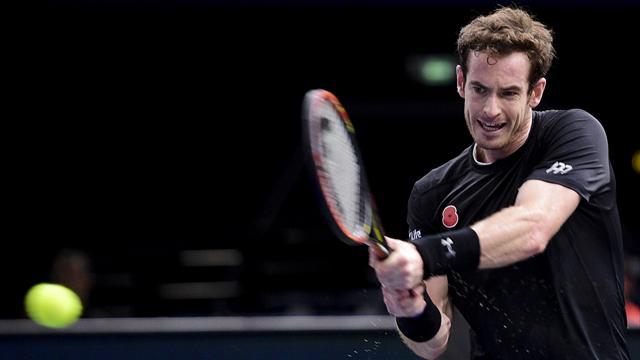 Murray se défait de Ferrer et s'offre une grande première à Bercy