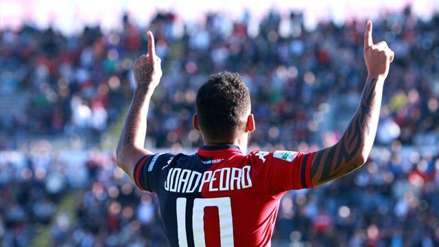 Sampdoria-Cagliari 1-1: Quagliarella non basta, sfuma il poker di vittorie