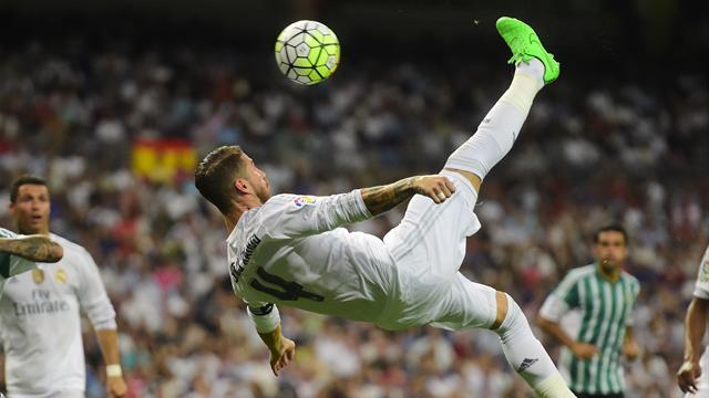 Рамос: «Неймар в «Реале»? Не знаю, но Рамоса в «Барселоне» вы точно не увидите»