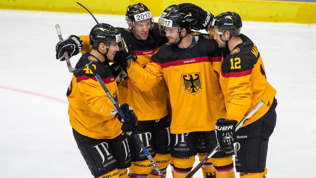 Deutschland Cup Deb Team Erhält Sich Chance Auf Turniersieg