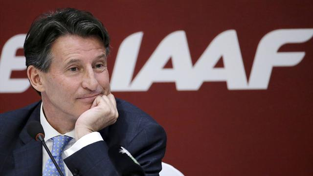 Sebastian Coe admits IAAF covered up doping - but insists he knew nothing