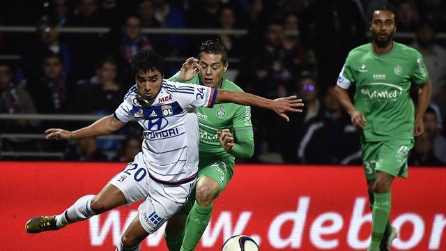 Rafael reconnaît sa faute face à l'AS Saint-Etienne — OL