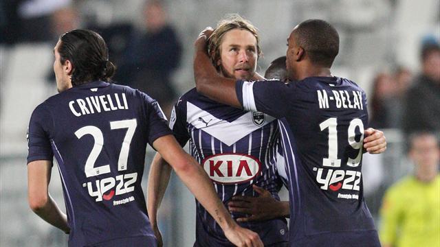 L1 - Bordeaux : Un an de plus pour Jaroslavi Plasil