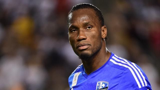 """Drogba prend la défense d'Aurier : """"Nous faisons tous des erreurs"""""""
